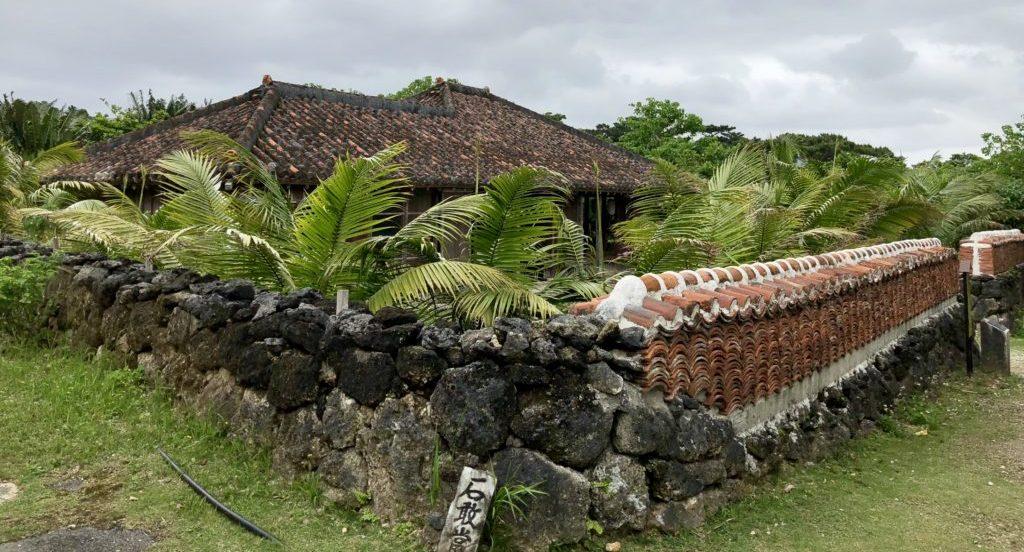 石垣 やいま村 建物