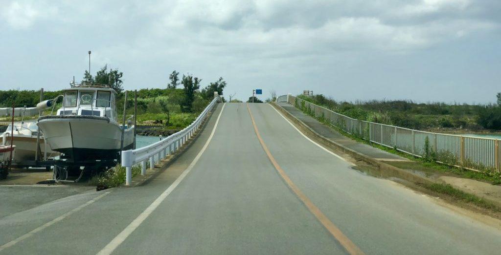 伊良部島と下地島をつなぐ橋