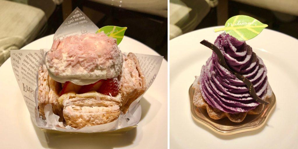 Deli&Caféケーキ