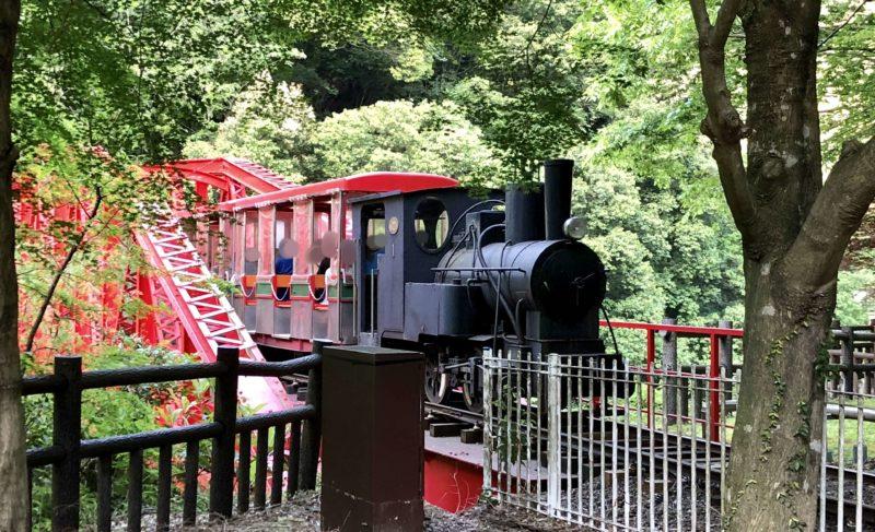 マイントピア別子 鉱山鉄道