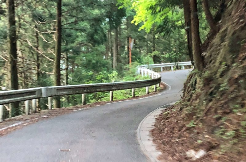 東平への道