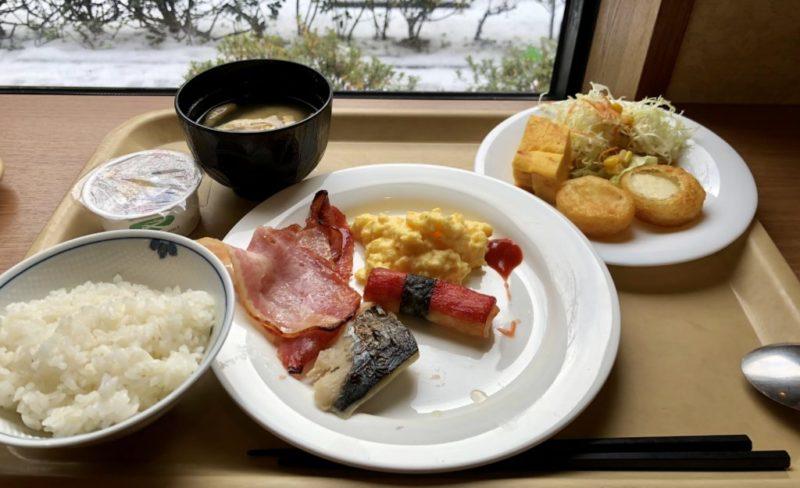 ルートイン金沢駅前 バイキング朝食