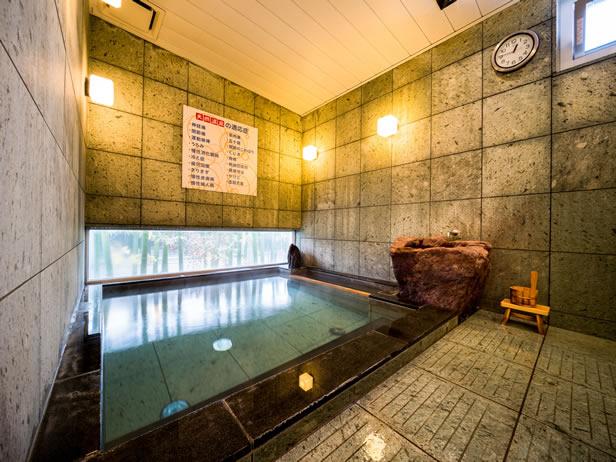 スーパーホテル新居浜 天然温泉