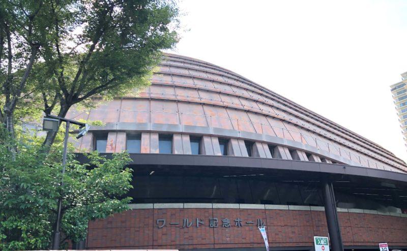 水樹奈々 LIVE EXPRESS 兵庫 ワールド記念ホール