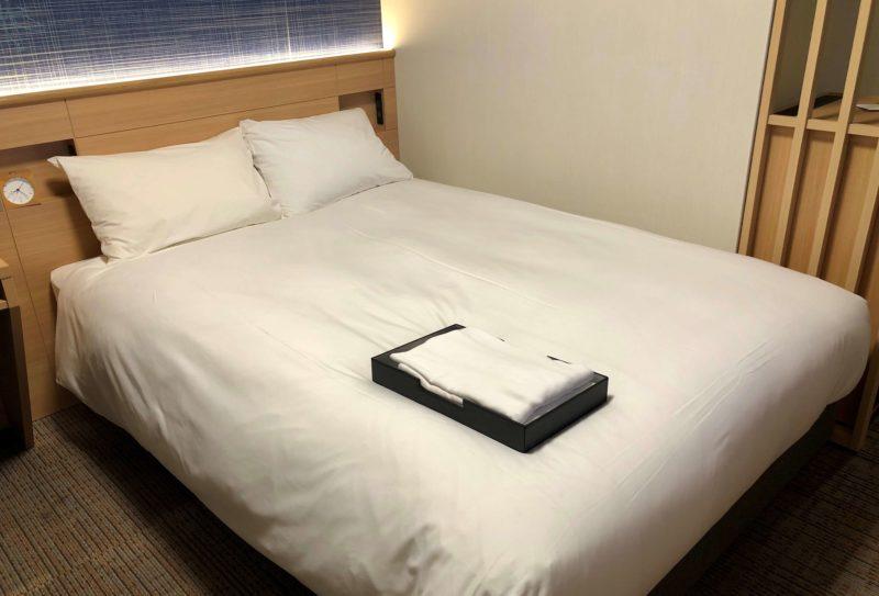 リッチモンドホテル姫路 ベッド