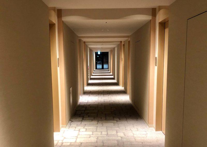 リッチモンドホテル姫路 通路