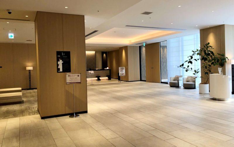 リッチモンドホテル姫路 ロビー