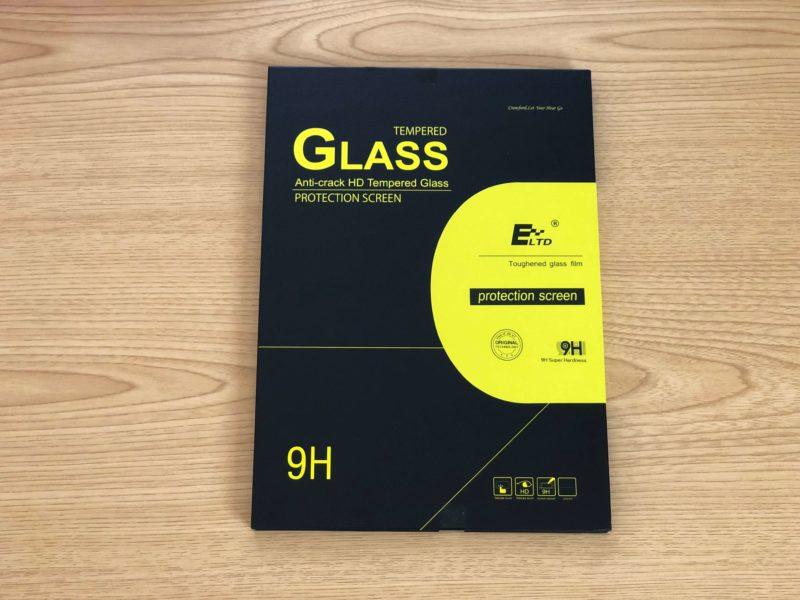 GesMa iPad 10.2インチ(第7世代) 液晶保護ガラスフィルム