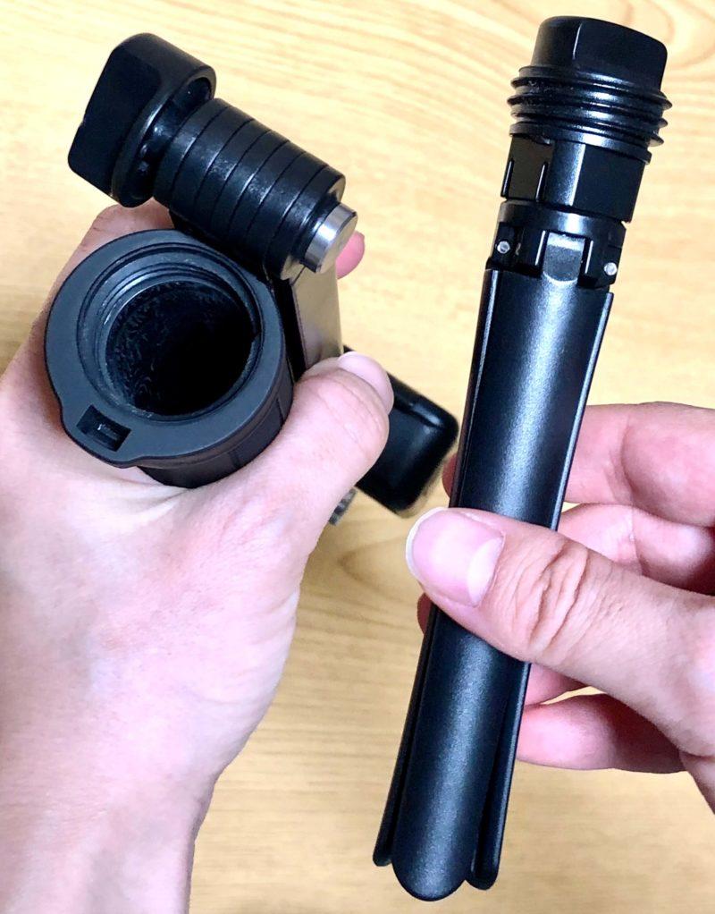 GoPro 3-Way(自撮り棒・三脚)