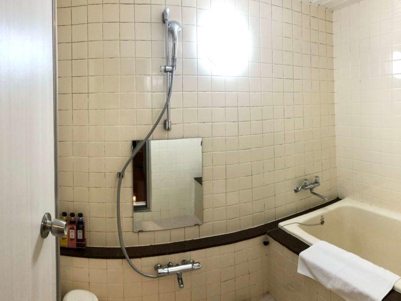 黒部・宇奈月温泉やまのは 客室風呂