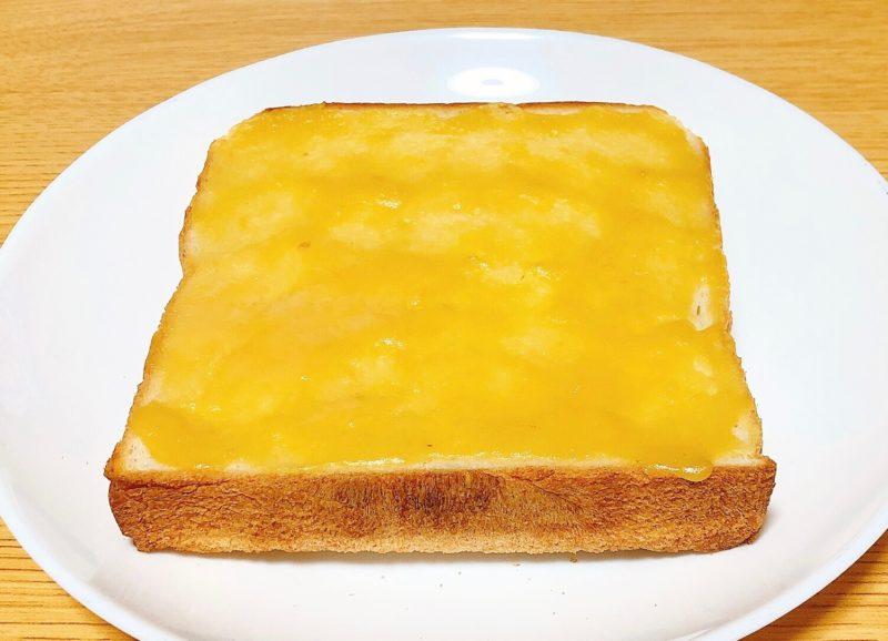 千両さつま芋くり~む トースト
