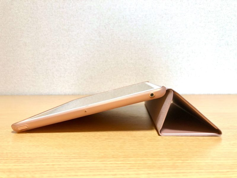 【ESR】第7世代 iPad 10.2インチ用ソフトカバーケース