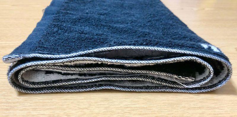 ライブタオル(スポーツタオル)の畳み方