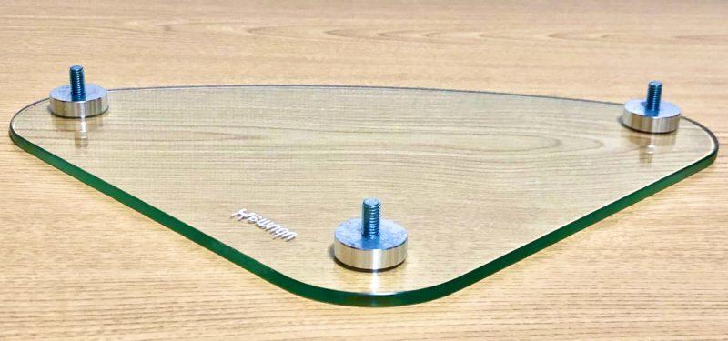Hemuduモニター台 HD01T-003の組み立て方法
