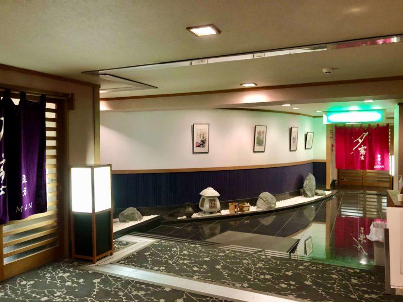大池ホテルの富士河口湖温泉『富士山展望風呂 大浴場』