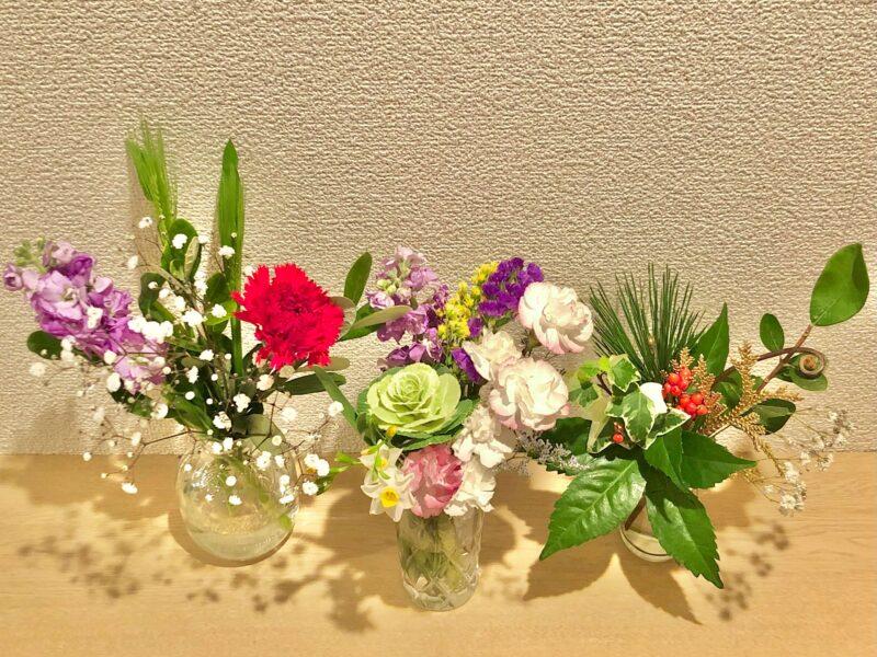お花の定期便  bloomee(ブルーミー)のお花