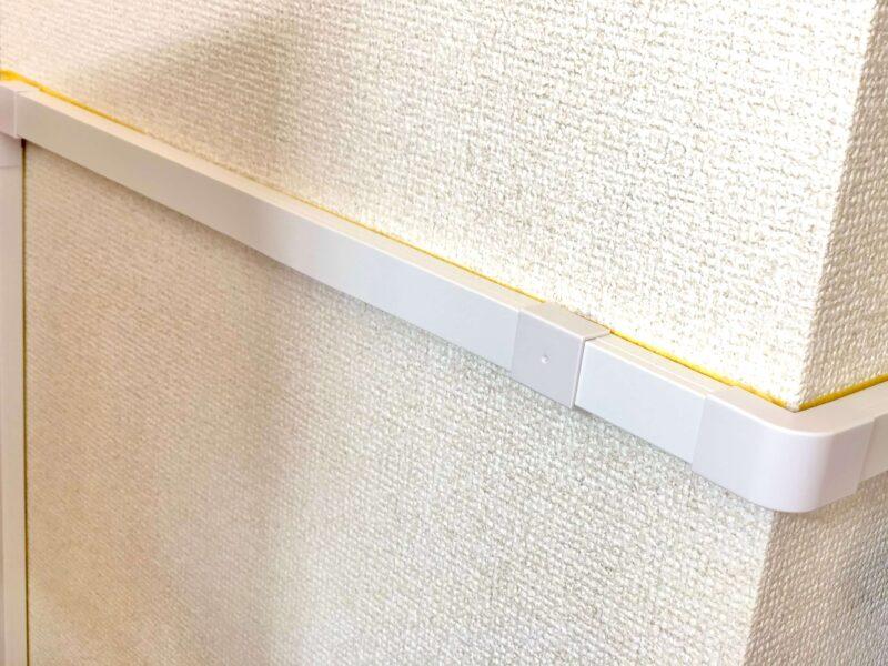 アイロボット ルンバ960のコードを壁に貼り付け