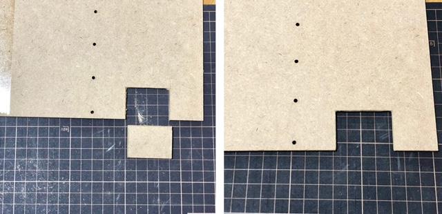 アイロボット ルンバ960の基地をニトリのカラーボックスで自作