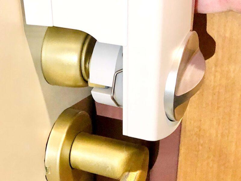 SADIOT LOCKの設置方法